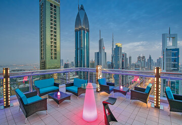 Level 43 Sky Lounge - Four Points by Sheraton