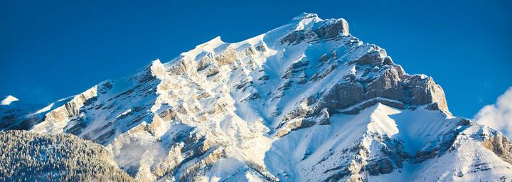 Banff Skigebiet