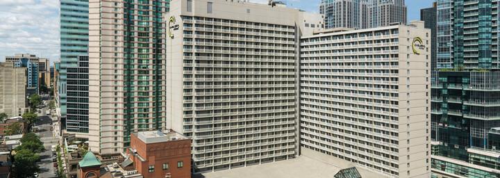 Außenansicht Chelsea Hotel Toronto
