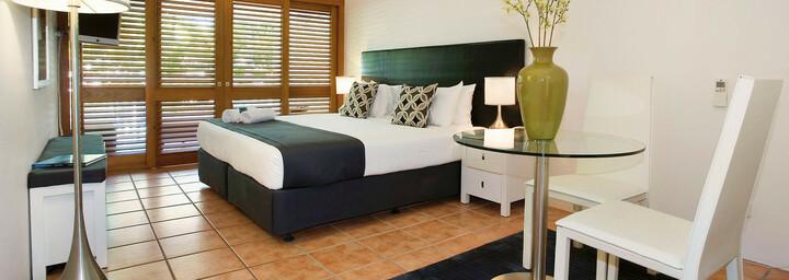 Zimmerbeispiel Paradise on the Beach Resort Palm Cove