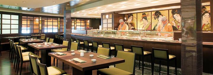 MSC Poesia Restaurant