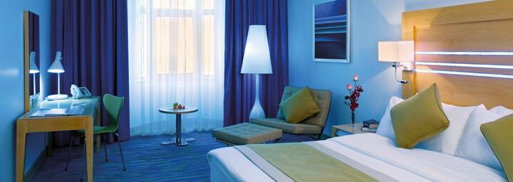 Beispiel Standard-Zimmer Radisson Blu Muscat