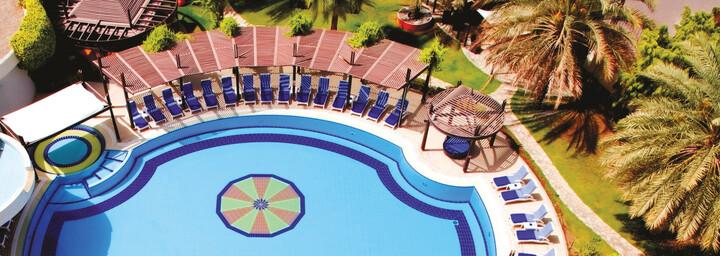 Pool Radisson Blu Muscat
