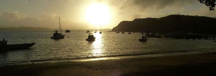 Neuseeland Reisebericht - Russel