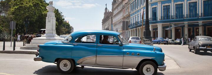 Havanna auf Kuba