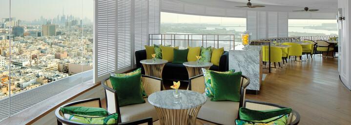 Al Dawaar Restaurant Hyatt Regency Dubai