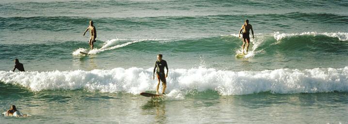 Surfen Byron Bay