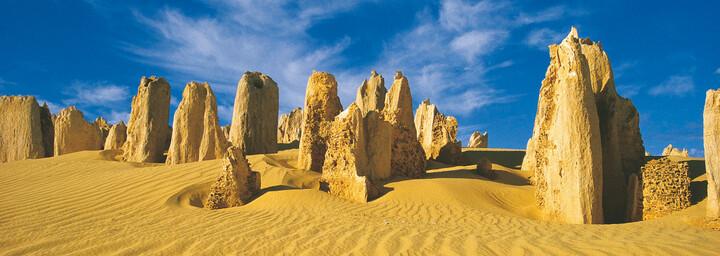 Pinnacles im Numbung Nationalpark