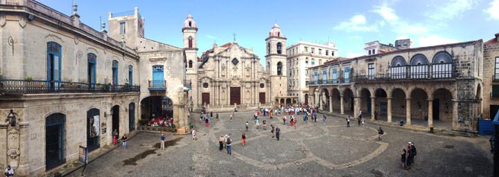 Kathedrale Havanna Kuba
