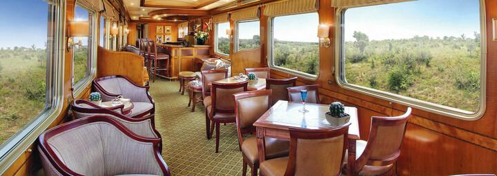 Lounge des The Blue Train
