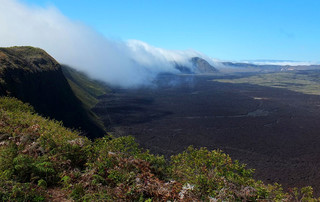 Galápagos Reisebericht - Sierra Negra Vulkan auf Isabela