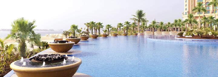 Royal Pool Atlantis The Palm Dubai