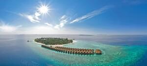 Reethi Faru Resort - Außenansicht