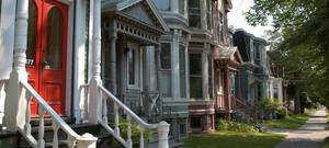Halifax Häuserallee