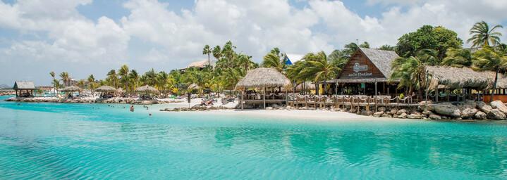 LionsDive Beach Resort Außenansicht