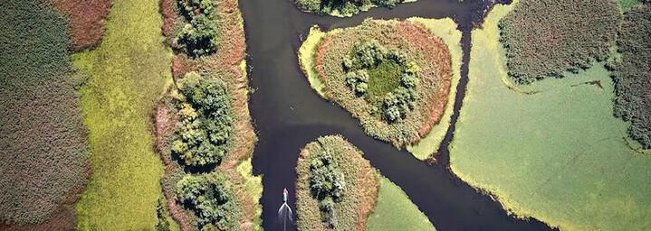 Nicols Hausboote Lac de Tisza Ungarn