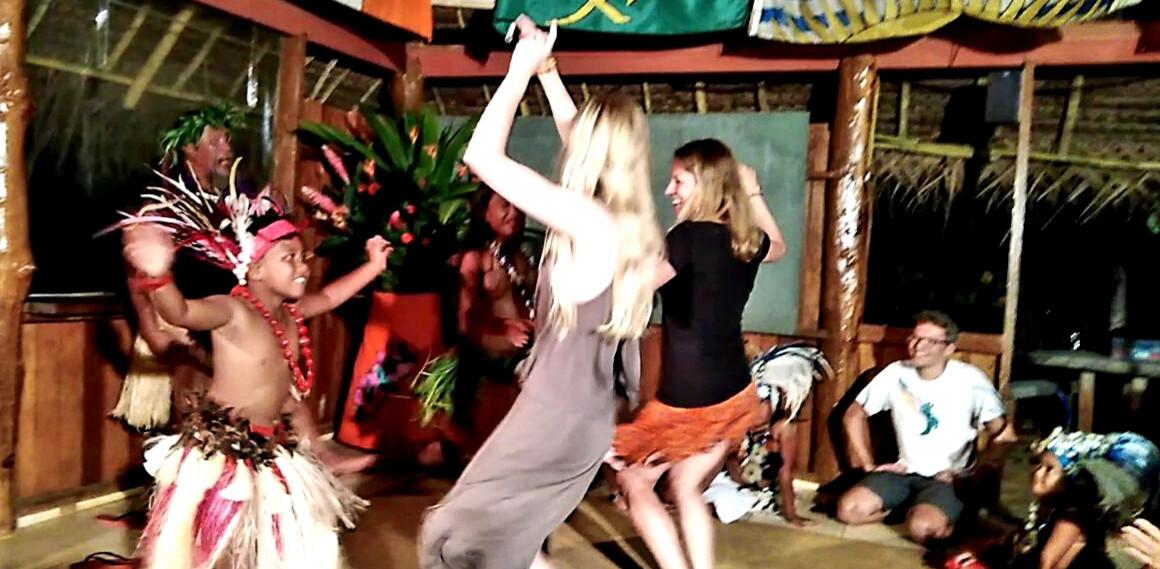Cook Inseln - Tanzwettbewerb