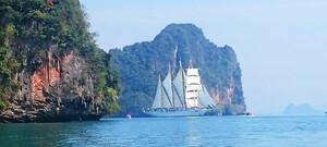 Thailand mit der Star Clipper - Nördliche Route inkl. Flug