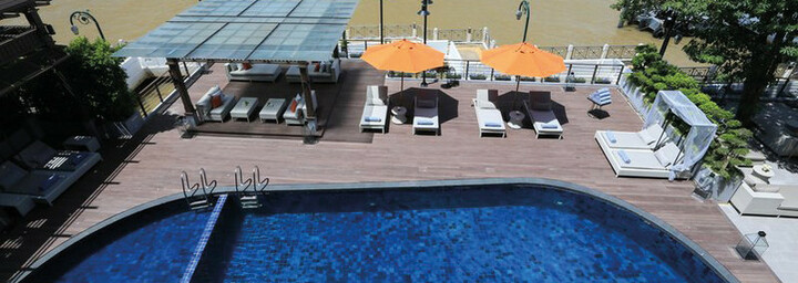 Pool Riva Surya Bangkok
