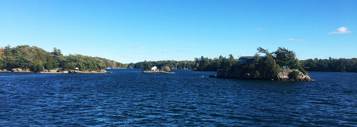 Thousand Islands - Kanada Reisebericht