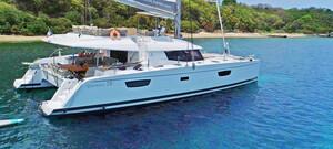 Katamaran Ipanema 58 - British Virgin Islands