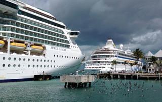 Florida Reisebericht - Kreuzfahrtschiff Jewel of the Seas in Key West