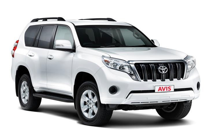 Avis Premium 4WD Toyota Prado