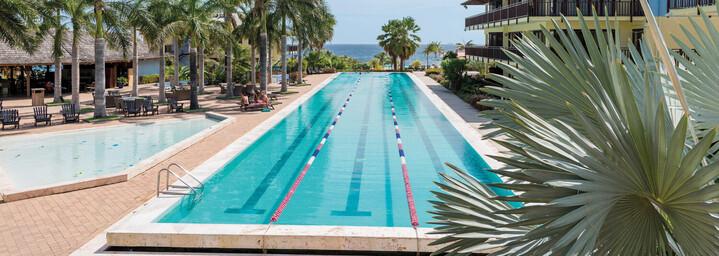 LionsDive Beach Resort - 50m Pool