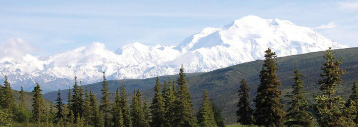 Mount Mc Kinley, Denali Nationalpark
