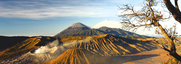 Mount Bromo Java