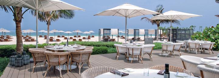 """The Oberoi Beach Resort - Restaurant """"Aquario"""""""