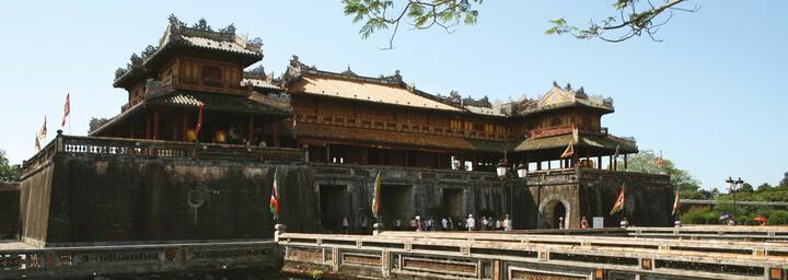 Kaiserliche Zitadelle in Hue