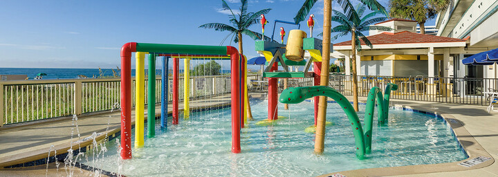 Kinderpool des Westgate Myrtle Beach Oceanfront Resort
