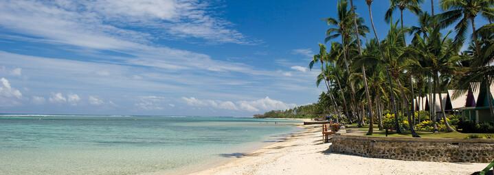 Fiji Hideaway Resort Strand