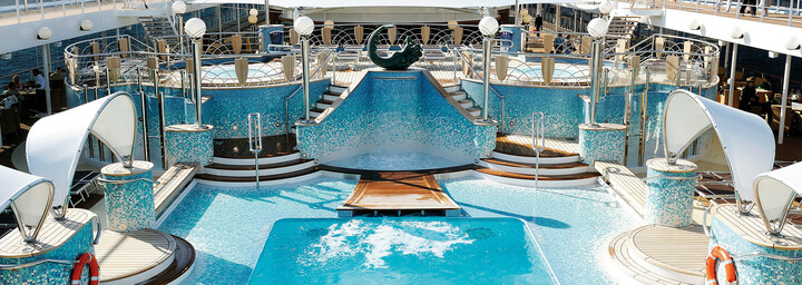 MSC Poesia Pool