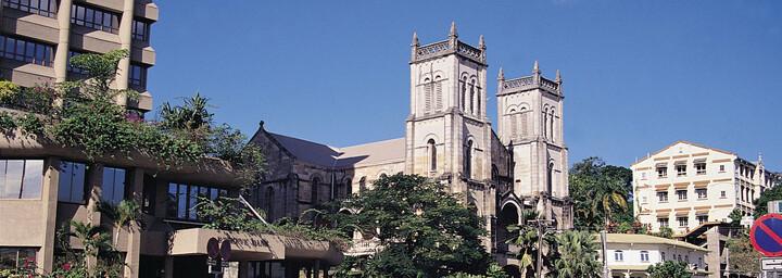 Suva City, Fiji