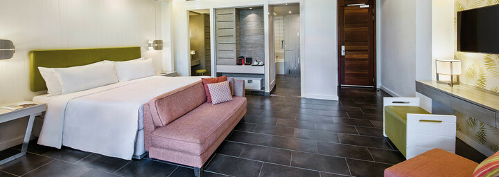 Junior Suite Beispiel des Long Beach Golf & Spa Resorts