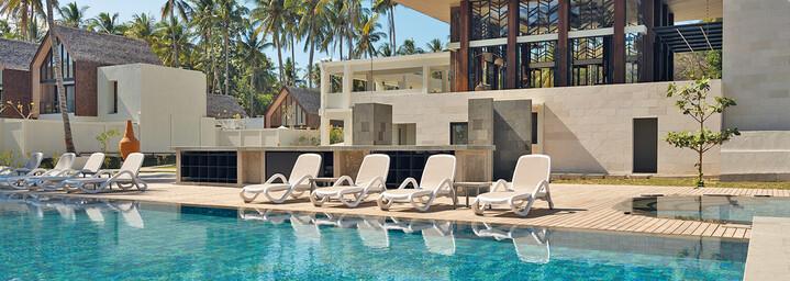 The Kayana Beach Lombok Pool