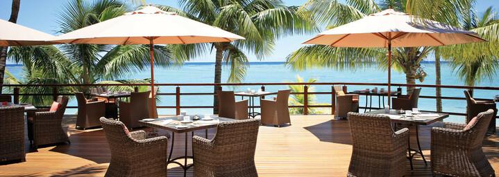 Strand Restaurant LUX* Le Morne
