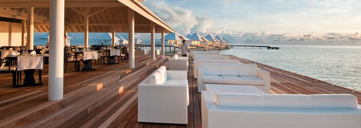 Restaurant Diamonds Thudufushi Maldives