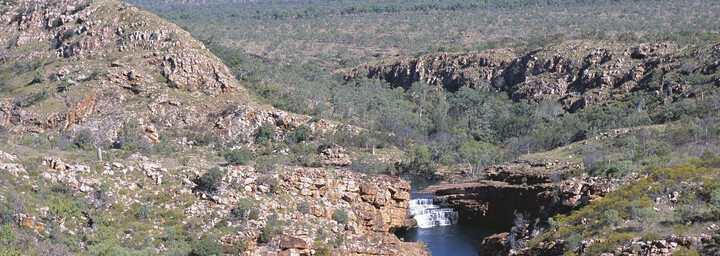 Bell Gorge Wasserfall Gibb River Road