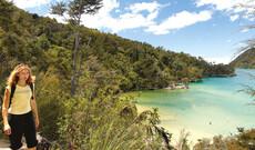 Kajak- und Wandertour im Abel Tasman Nationalpark