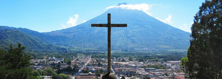 Cerro de la Cruz - Antigua