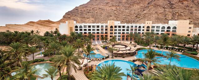Shangri-La Barr Al Jissah Resort & Spa - Al Waha Hotel