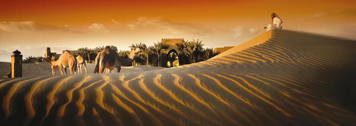 Außenansicht Bab Al Shams Desert Resort & Spa Dubai Wüste