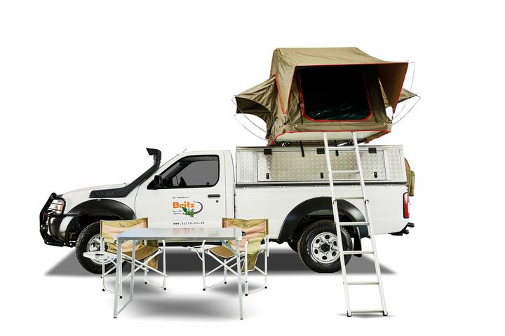 Britz 4WD Single Cab
