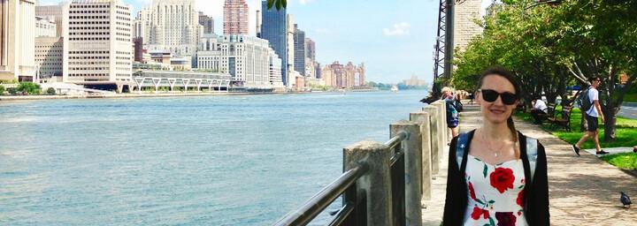 Reisebericht New York - Reiseexpertin Franziska