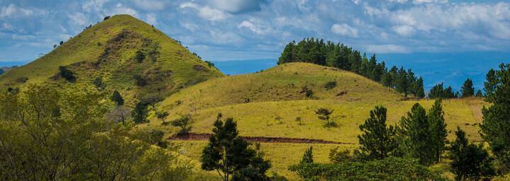 Landschaft in Panama