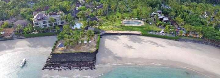 Außenansicht des Candi Beach Resort & Spa